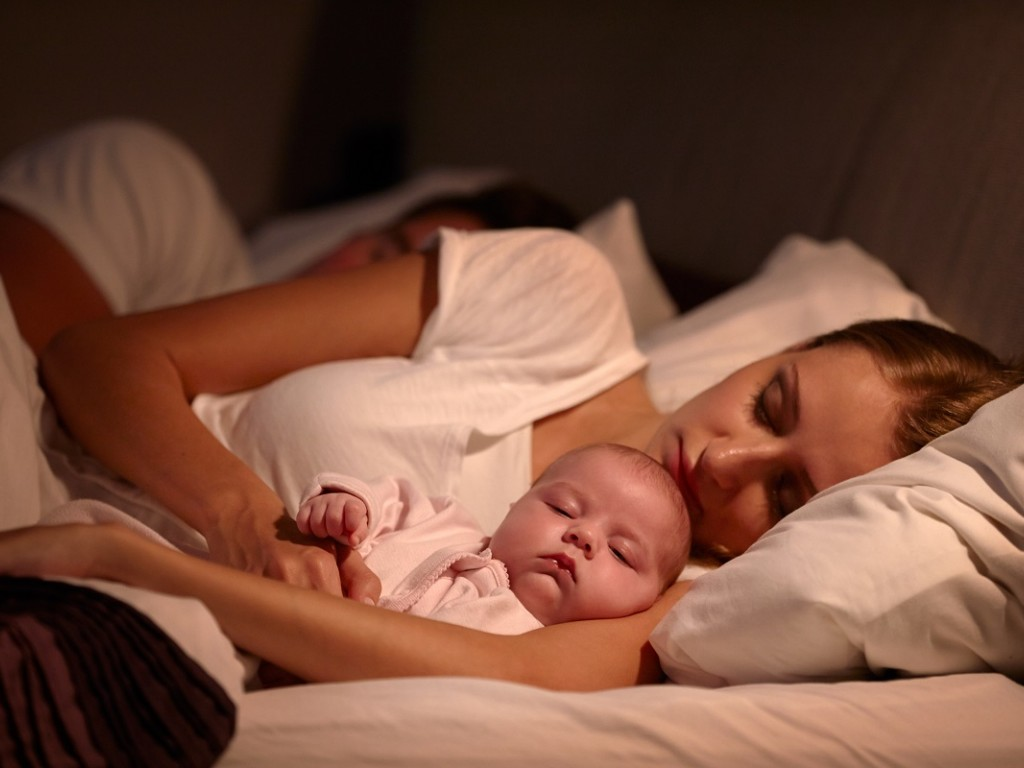 The Real Deal on Co-Sleeping with Your Baby