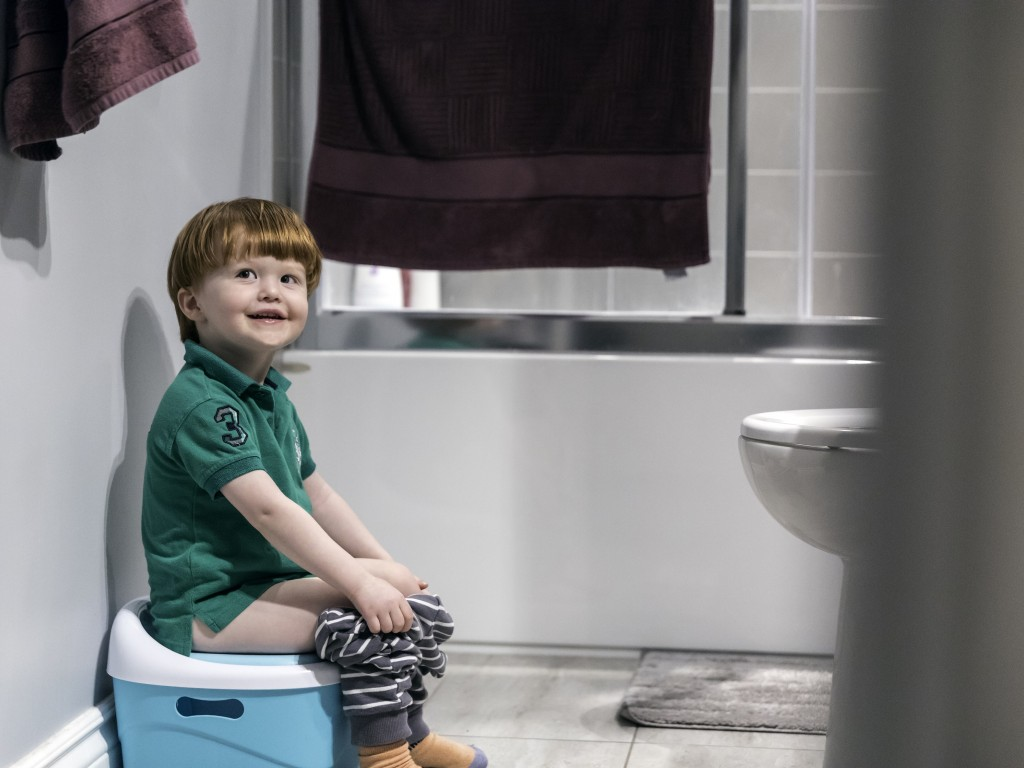 A Penny for Your Potty Training Thoughts