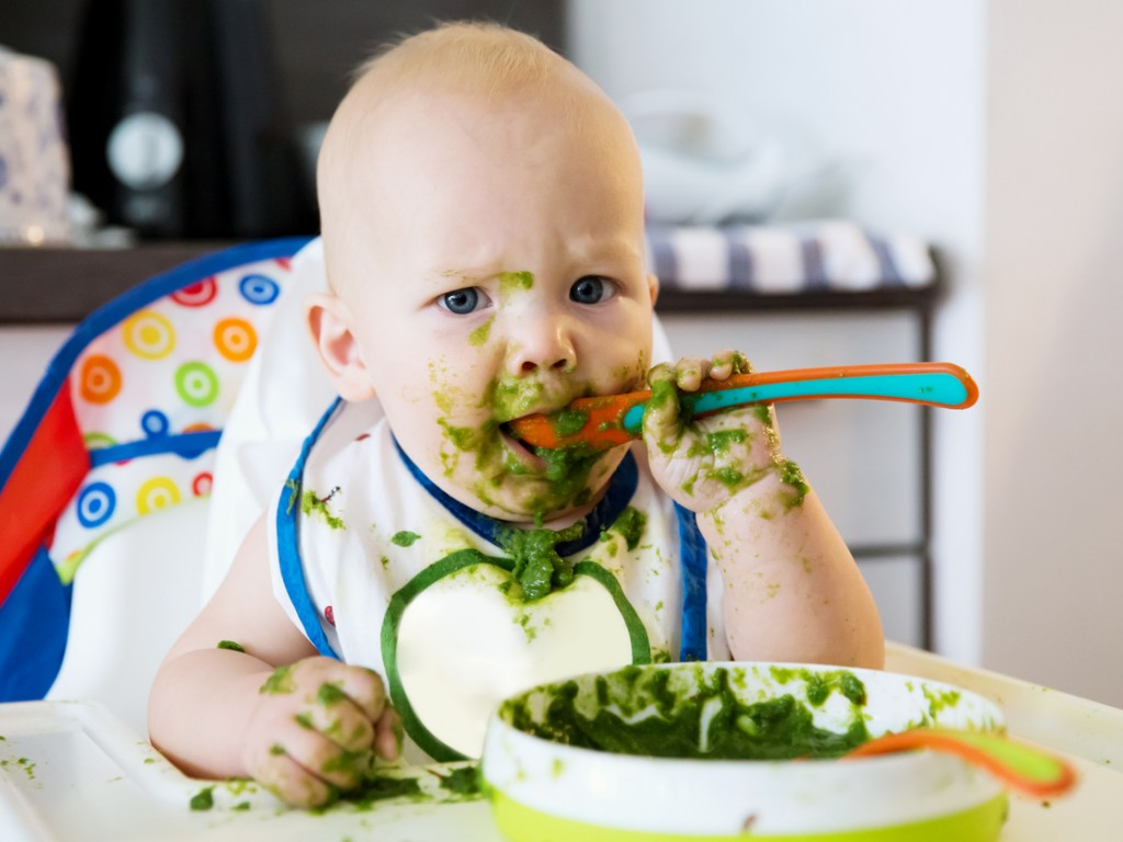 Introducing Solid Foods to Your Baby