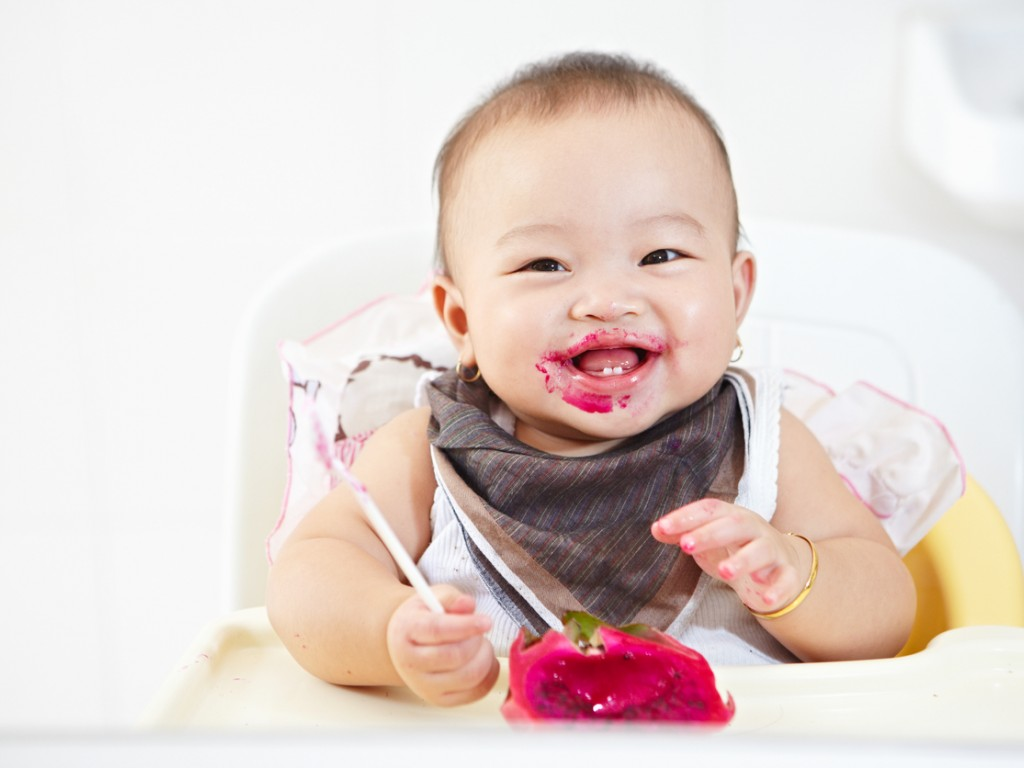 The Best Foods for Baby's First Meals